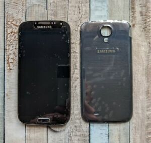 Samsung Galaxy S4 SM-i9505 BLACK Lcd Display Touch Screen Digitiser Frame Cover