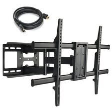 "Articulating TV Wall Mount 39"" 40 42 43 47 48 50 55 60 65 70"" LED LCD Plasma CT0"