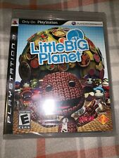 Little Big Planet 1st Print Recalled Banned Song Factory Sealed Rare