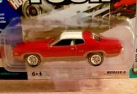 Johnny Lightning 1:64 LOOSE Collectible 1972 PLYMOUTH SATELLITE SEBRING PLUS #2