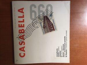 1998 CASABELLA n.660 1998 rivista mensile