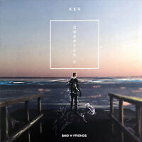 Kev CD EP Chapter X - Promo - France (M/M)