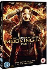 The Hunger Games: Mockingjay Part 1 [DVD] [2015]- Region 2 UK