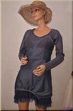 Ensemble robe et tee shit gris COP COPINE  modèle CITRON taille T 1 ref  0417161