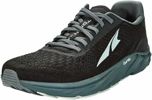 ALTRA Men's Torin 4.5 Plush Road Running Shoe, Black Steel, 12.5 D(M) US