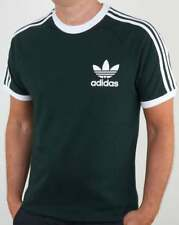 Adidas Originals Mens Trefoil California Tees Crew Neck Retro T-Shirt Tee Sale
