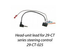 29-CT-025 VAUXHALL MERIVA B 2010 ONWARDS PATCH LEAD FOR 29-CT STEERING CONTROLS