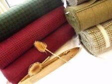 Unbranded 100% Wool Apparel-Dress Clothing Craft Fabrics