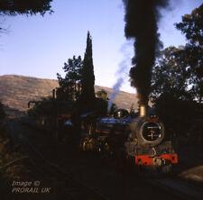 SOUTH AFRICAN RAILWAYS Durrant 6x6 353305 19D 2749 Pretoria-Magaliesburg Special
