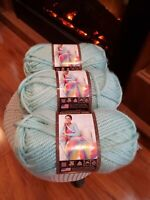 Hometown USA,  Louisville Julep by Lion Brand Yarn, 3 Skeins, Brand New