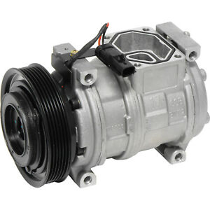 NEW A/C Compressor PLYMOUTH VOYAGER 2.4L 1996-2000