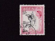 Elizabeth II (1952-Now) Used Adeni Stamps (Pre-1967)