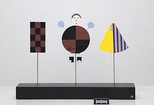 Bauhaus - Steckpuppen - Margaretha Reichardt - Naef . Holz Design