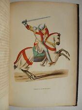 TIRON - HISTOIRE ET COSTUMES DES ORDRES  RELIGIEUX 1845 117 PLANCHES COULEUR