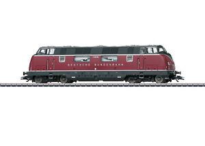 Märklin 37806 Diesellok V 200.0 der DB mfx+-Decoder Sound purpurrot #NEU in OVP