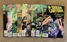 Green Lantern Comic Book Lot Of 9 DC 2001