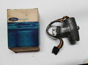 Ford Falcon XA XB Ignition Switch & Steering Lock. Genuine N.O.S.Fairmont GT LTD
