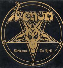 "VENOM ""WELCOME TO HELL"" ORIG UK 1981 EX/M-"