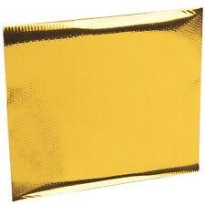 "DEI Reflect a Gold Heat Shield Barrier Thermal Pad Mat Insulator 12"" x 12""  850*"