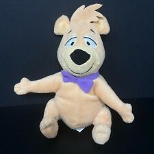 "Hanna Barbera Boo Boo Bear Plush 8"" Yogi Friend Warner Brothers Studio Store"