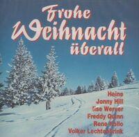 Frohe Weihnacht überall Freddy Quinn, Knut Kiesewetter & Familie, Volker .. [CD]