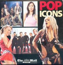 POP ICONS - PROMO CD ALBUM: REPUBLICA, WESTLIFE, NSYNC, KYLIE MINOGUE, VENUS HUM
