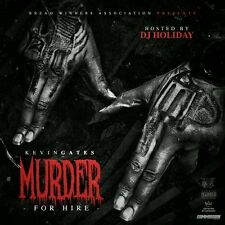 "KEVIN GATES - ""MURDER FOR HIRE"" (OFFICIAL MIXTAPE) SUMMER 2015..MIX CD.. HOT!!!"