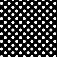 Maywood Studio Dots Dot Black BTY MAS8216-J fabric
