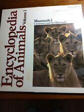 1987 LaserDisc Encyclopedia Of Animals Vol. 1 & Vol. 2