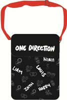 One Direction 1D Deluxe Shoulder Messenger Gym Shopping School College Bag