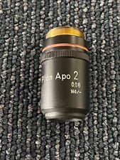 Nikon Plan Apo 2 008 160 Microscope Objective