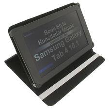 étui pour Samsung Galaxy Tab 4 10.1 Style Livre Tablette de protection support