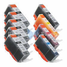 9+ PK PGI-225 CLI-226 Ink for Canon Printer PIXMA MX712 MX882 MX892 iP4820 *5PGI