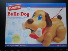 Hasbro Bradley Playskool Bulle Dog Glo Worms Toy Glow Friends ♥