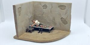 Britain's Remember The Alamo Jim Bowie Last Stand Diorama Texan 1/32