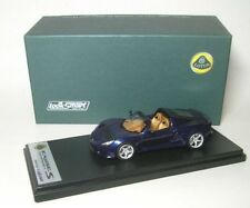 Lotus Exige S Roadster (persa azul)