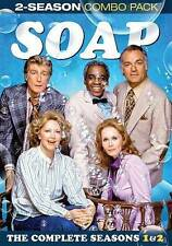Soap: The Complete Seasons 1  2 (DVD, 2014, 4-Disc Set)