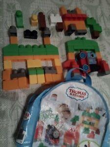 Mega Bloks Thomas the Tank  & Friends Sodor Adventures 65+ piece Christmas gift