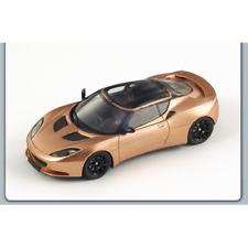 LOTUS EVORA HYBRID 2010 COPPER METALLIC 1:43 Spark Model Auto Stradali Die Cast