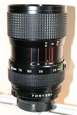 Zoom Ricoh Rikenon P 28-100 mm F4 Macro (Pentax K)