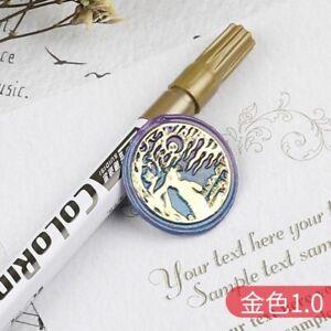 Vintage Octagon Sealing Wax Beads Stamp Bead Pen For Envelope Wedding Decoration