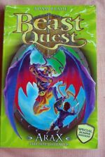 BEAST QUEST..THE QUEST BEGINS (3 stories in 1 book)  Adam Blade