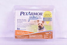 Pet Armor Plus Flea & Tick Treatment for Puppies and Small Dogs Between 4-22lbs