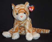 TY AMBER the CAT BEANIE BUDDY - MINT with MINT TAG
