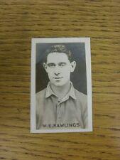 17/02/1923 scheda commerciale: CHAMPION N. 56: famoso CALCIO CAPITANI-W e Rawlings (