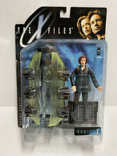 MCFARLANE TOYS THE X-FILES SERIES 1 AGENT SCULLY WITH CRYOPOD FIGURE ~NEW~