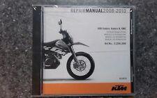 KTM 690 Enduro R, SMC Service / Repair Manual