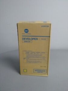 Konica Minolta DV-613Y (A1DY700) Yellow Developer, bizhub PRESS C8000