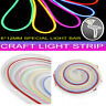 5m 12V LED Strip Neon Flex Rope Light Waterproof Flexible Outdoor Lighting Sale
