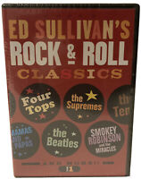 Ed Sullivan's Rock 'N' Roll Classics Vol 1,2,3 & Classics Brand New Sealed